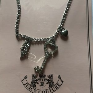 Juicy couture necklace 💕💕💕